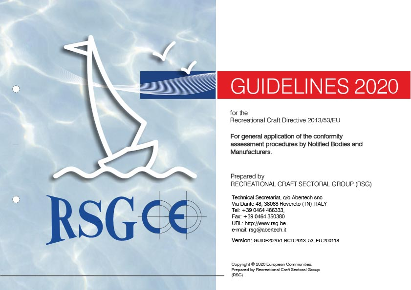 RSG GUIDELINES